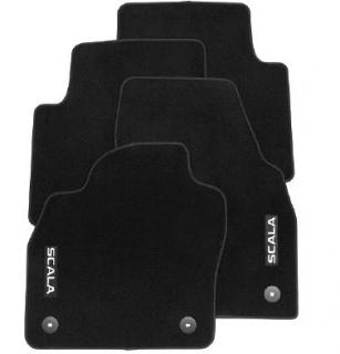 Textilfußmatten-Set Premium SCALA
