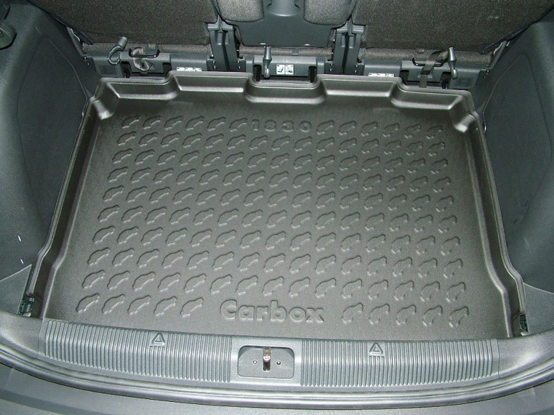 kofferraummatte f r yeti auto skoda original. Black Bedroom Furniture Sets. Home Design Ideas