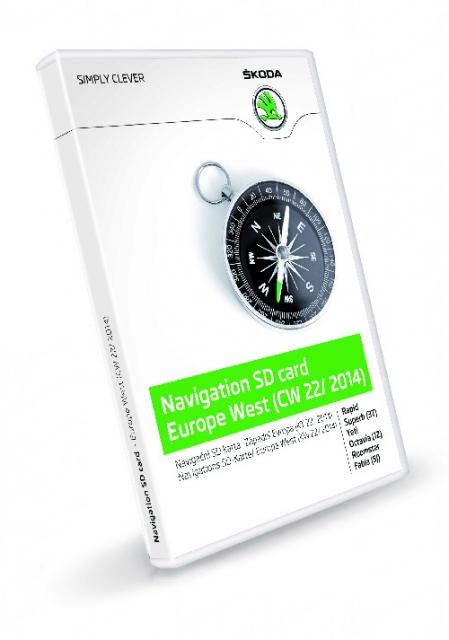 navi sd karte Navi SD Karte Osteuropa V8