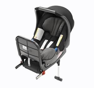 kindersitz baby safe isofix mit isofix rahmen f r citigo. Black Bedroom Furniture Sets. Home Design Ideas