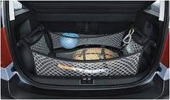 Gepäckraumnetzsystem Yeti (nur für Kofferraum-Boden OHNE Reserve
