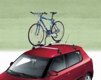 Fahrradträger Aluminiumprofil (abschließbar)