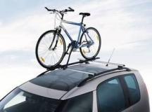 Fahrradträger (abschließbar)