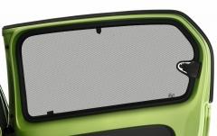 Sonnenschutz hintere Seitenscheiben für 3-Türer