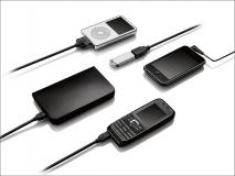 Anschlusskabel für den Multimediaanschluss: microUSB - MDI