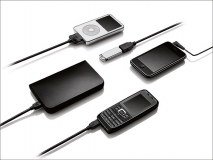 Anschlusskabel für den Multimediaanschluss: miniUSB - MDI