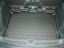Kofferraummatte für Yeti ohne doppelten Ladeboden