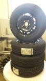NEUER!!! Winterkomplettradsatz für Fabia 1&2 165/70R14 81T