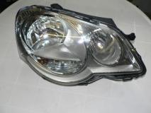 NEUER Halogendoppelscheinwerfer rechts für VW Polo MJ 2005>>>201
