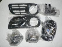 Nachrüstsatz für runde Nebelscheinwerfer Fabia 1 MJ 2005>2008 NE