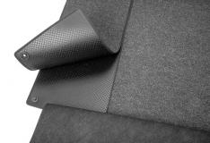 Kofferraumwendematte Gummi/Textil Superb 3 Lim.