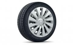 Kunststoff-Radzierblende Tekton 6,5J x16 (1x)