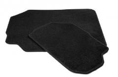 Textilfußmatten-Set 3. Sitzreihe Standard