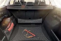 Netzprogramm 3-teilig grau für Fahrzeuge mit Reserverad