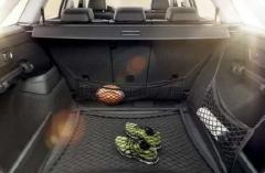 Netzprogramm 3-teilig schwarz für Fahrzeuge mit Reserverad