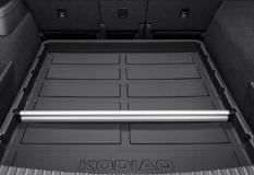 Trennelement aus Aluminium für Kofferraumwanne
