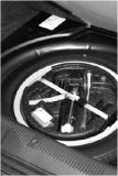 Einbauset für Reserverad KODIAQ nur 7 Sitzer