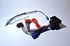 Kenwood Quadlock/ISO Adapter