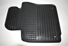 Gummitextil-Fußmattensatz Octavia II