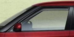 Seitenwindabweiser-Set, vorne Faba II Limousine/Combi