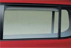 Seitenwindabweiser-Set, hinten Faba II Combi