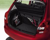 Kofferraum vertikal Seitennetze (Limousine)