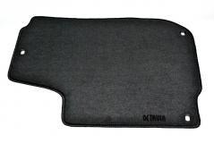 Textilfußmatten-Set Premium Octavia 1