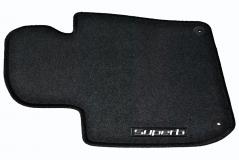 Textilfußmatten-Set Standard Superb 2