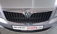 Kühlergrill für Octavia II Facelift