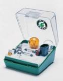 Autolampen-Ersatzkasten (H4) - inkl. LED-Tagfahrlicht (RS-Modell