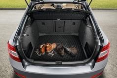 Gummimatte für Kofferraum, Octavia 3 Limousine